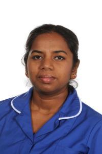 Reena George - Nurses and Midwives Staff Governor