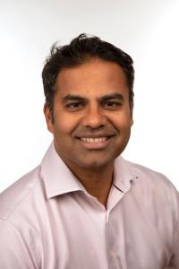 Mr San Sunkaraneni - Medical and Dental Staff Governor