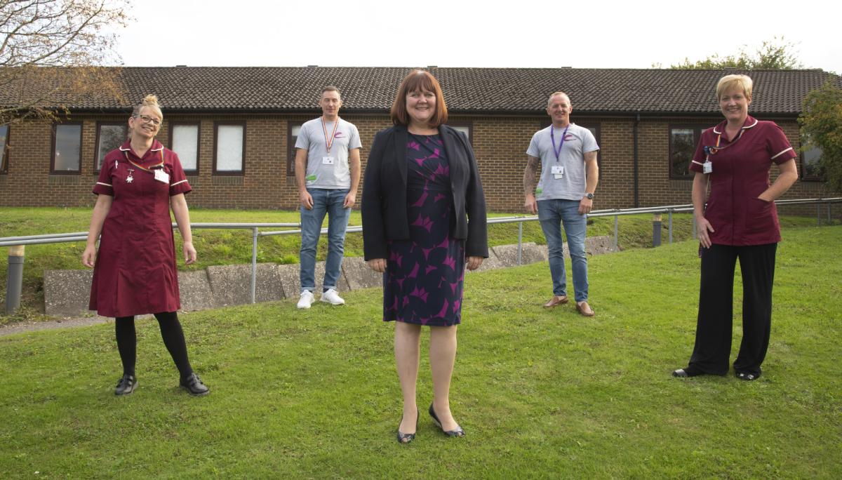 Royal Surrey Hepatitis Outreach Team