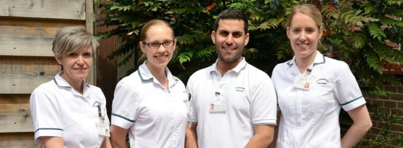 Neurology Team photo