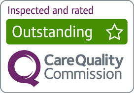 Care Quality Commission Inspected and rated Outstanding