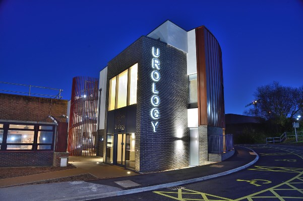 Urology building