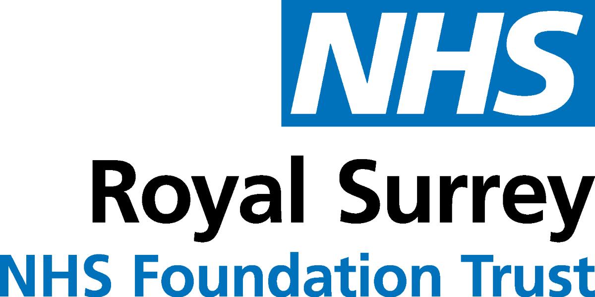 Royal Surrey NHS Trust Logo