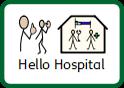 image of Hello Hospital logo