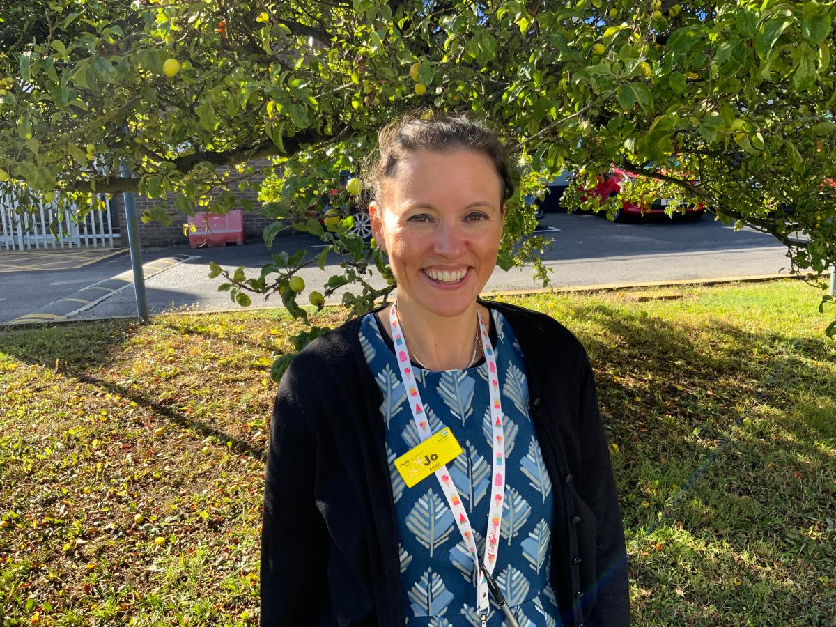Joanne MacLeod becomes Nurse Consultant