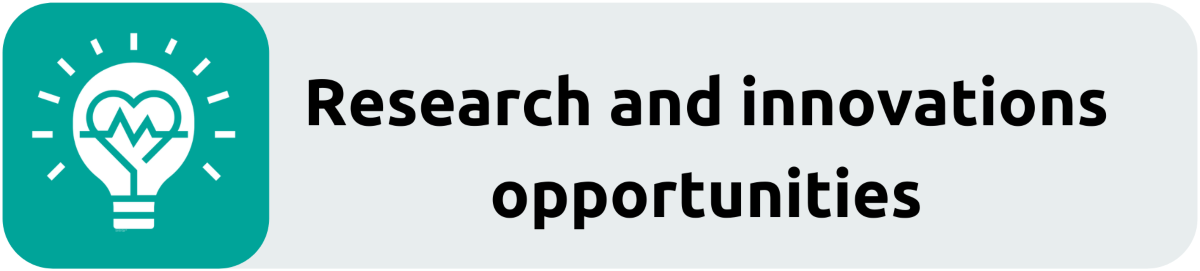 research and innovations opportunities