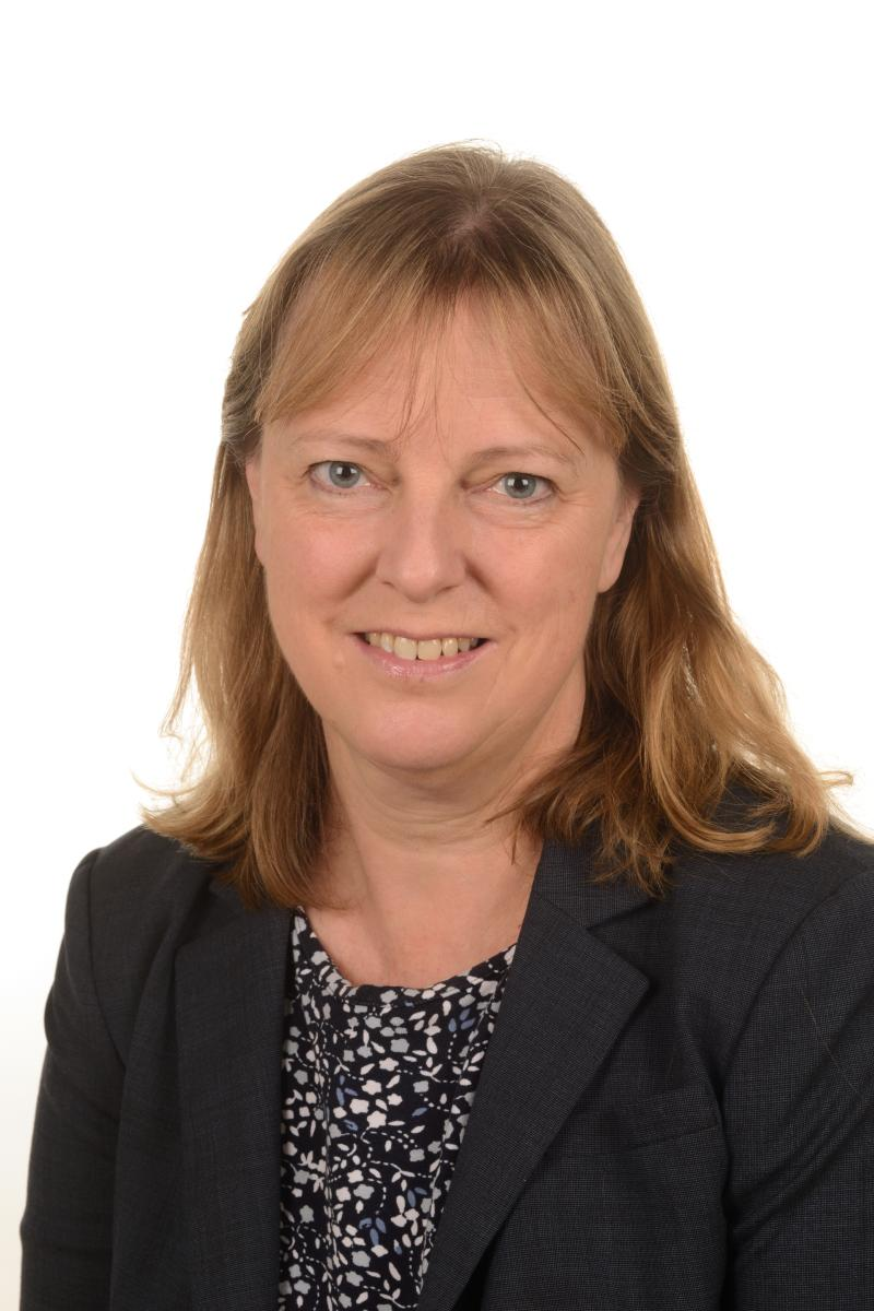 Dr Marianne Illsley - Medical Director